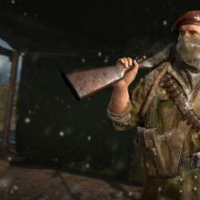 Call Of Duty: WWII Winter Siege (Activision/Sledgehammer Games)