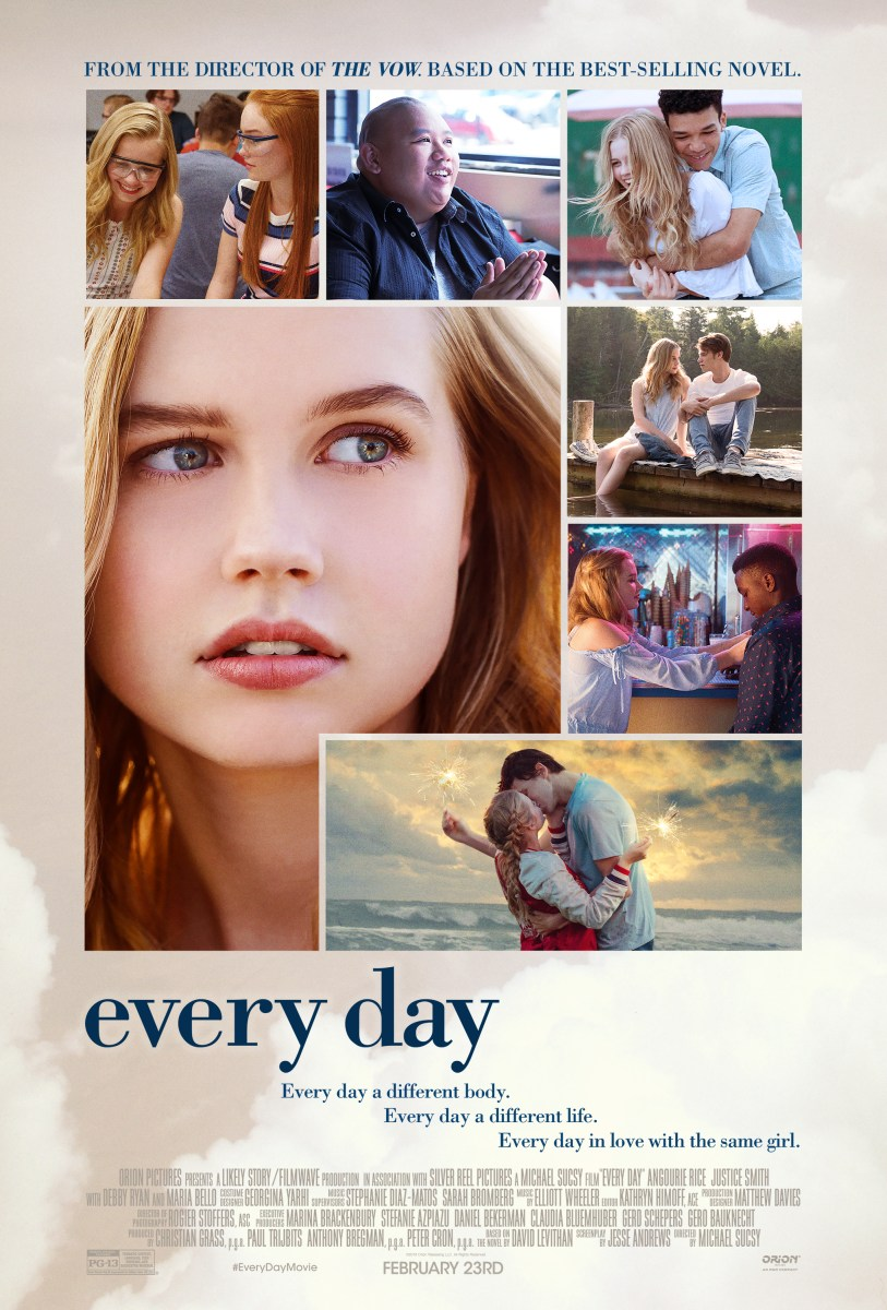 Every Day Trailer, Featurette And Poster