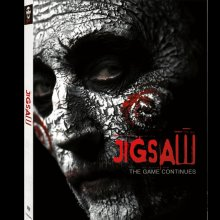 Jigsaw DVD cover (Lionsgate Home Entertainment)