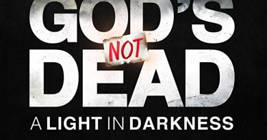 God's Not Dead: A Light In Darkness poster (Pure Flix)