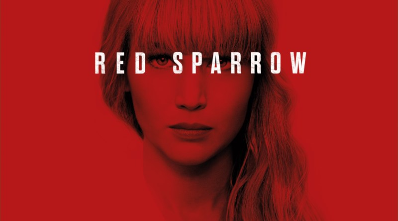 Red Sparrow poster (20th Century Fox)