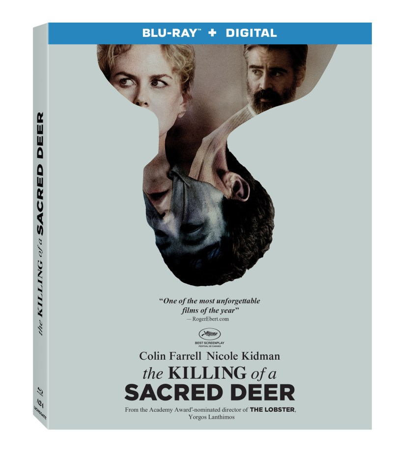 The Killing Of A Sacred Deer Blu-Ray Combo (Lionsgate Home Entertainment)