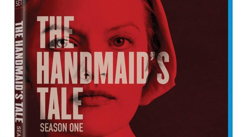 The Handmaid's Tale Season One Blu-Ray cover (20th Century Fox Home Entertainment/MGM)