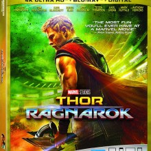 Thor: Ragnarok 4K Ultra HD/Blu-Ray/Digital HD (Disney Home Entertainment)