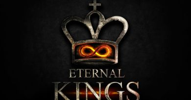 Eternal Kings logo