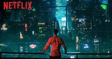 Altered Carbon Official Trailer – Netflix