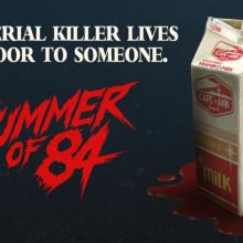 Summer Of '84 poster (Gunpowder & Sky/Brightlight Pictures)