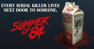 Summer Of '84 poster (Gunpowder & Sky/Brightlight Pictures)