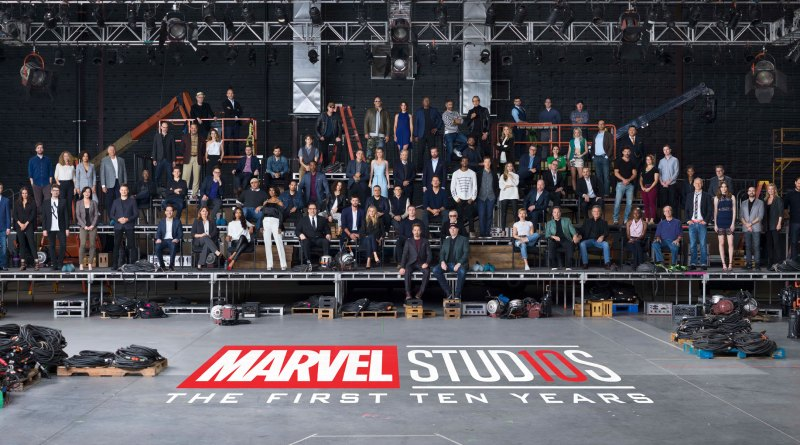 Marvel Cinematic Universe 10 Year Anniversary
