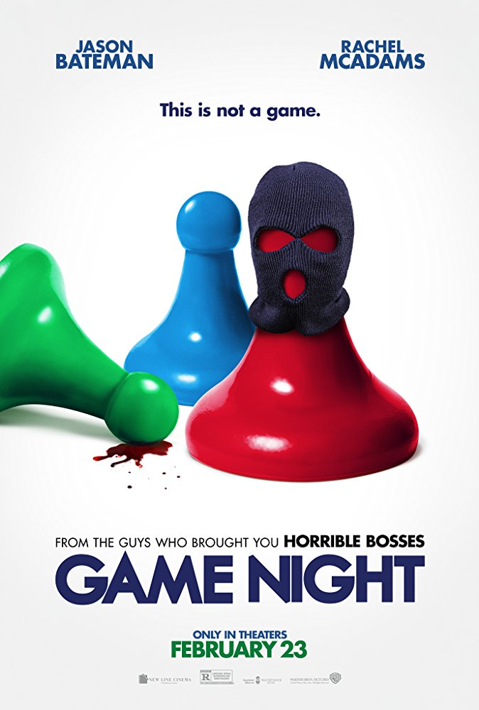 Game Night poster (Warner Bros. Pictures)