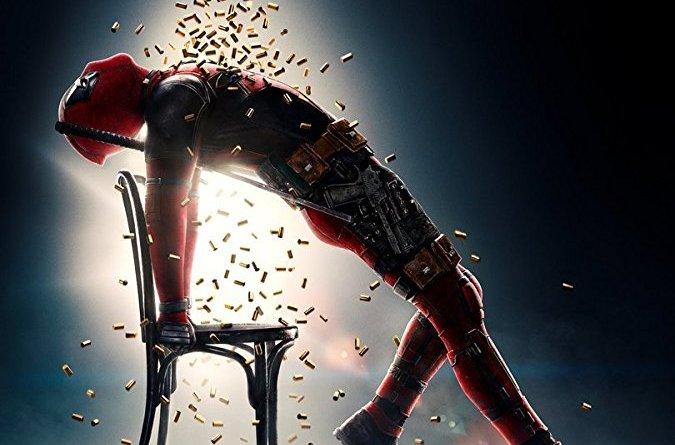 Deadpool 2 poster (20th Century Fox)