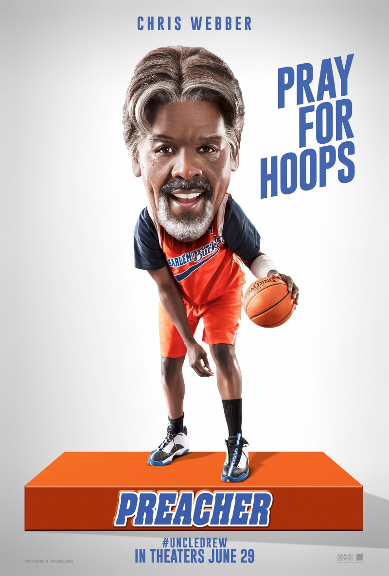 Uncle Drew character poster (Lionsgate)