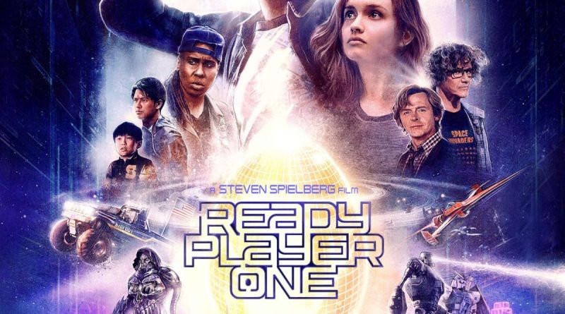 Ready Player One poster (Warner Bros. Pictures)