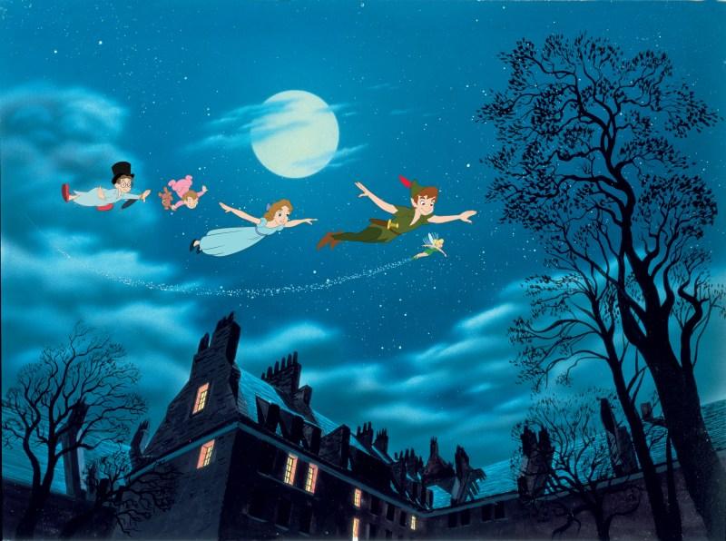 New Peter Pan Walt Disney Signature Collection Bonus Feature