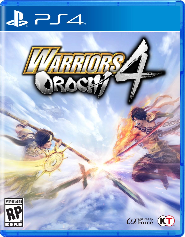 KOEI TECMO Announces Warriors Orochi 4 Release Date ...