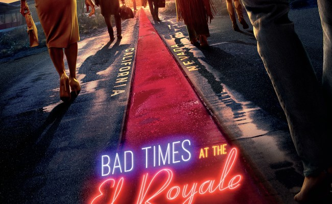 New Bad Times At The El Royale Footage Nothing But Geek