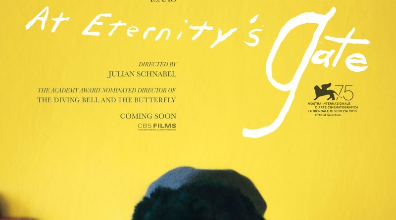 At Eternity S Gate Trailer And Poster Nothing But Geek