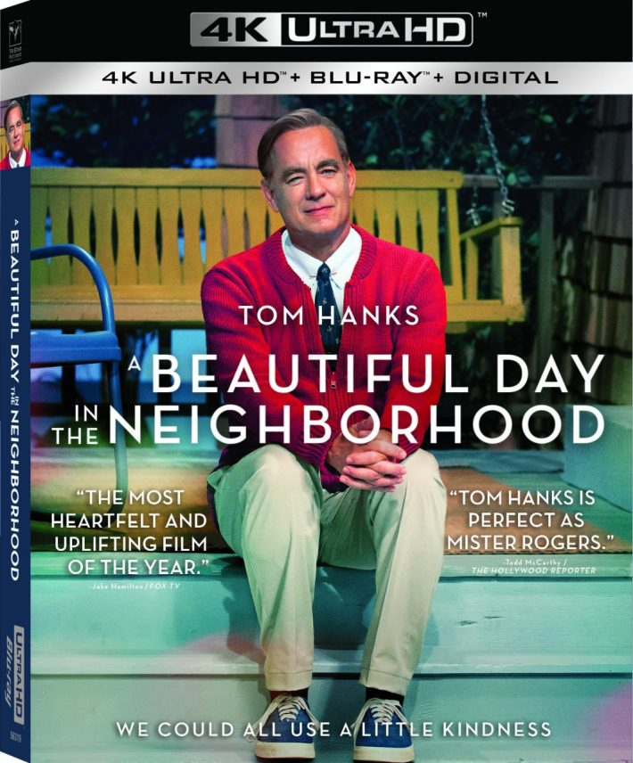A Beautiful Day In The Neighborhood Home Release Information Nothing But Geek