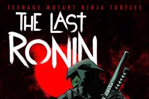 tmnt the last ronin art