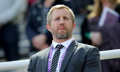 Widnes Vikings head coach Denis Betts