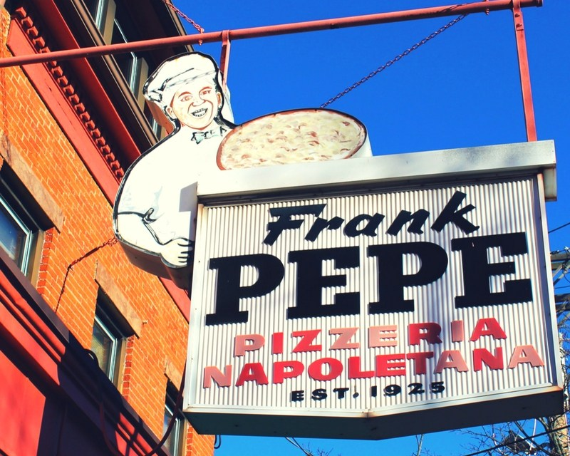 Where is the Best Pizza in America?  Frank Pepe's Pizzeria