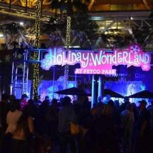 Holiday Wonderland at Petco Park