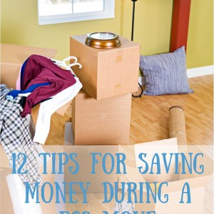 12 Tips For Saving Money During a PCS