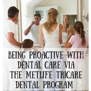 Being Proactive With Dental Care Via The Metlife TriCare Dental Program