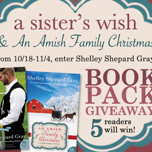 A Sister's Wish and An Amish Family Christmas Review & Giveaway