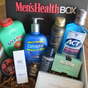 The Perfect Deployment Care Package: Men's Health Box