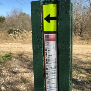Cibolo Creek Nature Trails and Universal City Caves