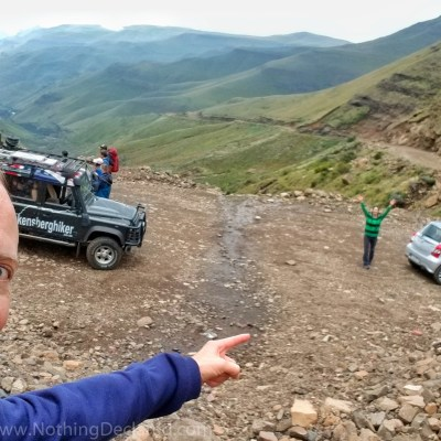 Sani Pass - Lesotho to South Africa Self Drive. Photo: Brandon Cox - Nothing Declared