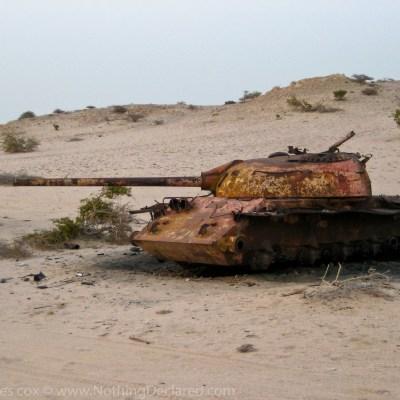 Somalia - on the road to Hargeisa