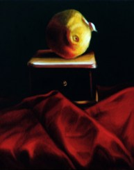 When Life Hands You Lemons//egg tempera and oil// a. Belov// all rights reserved