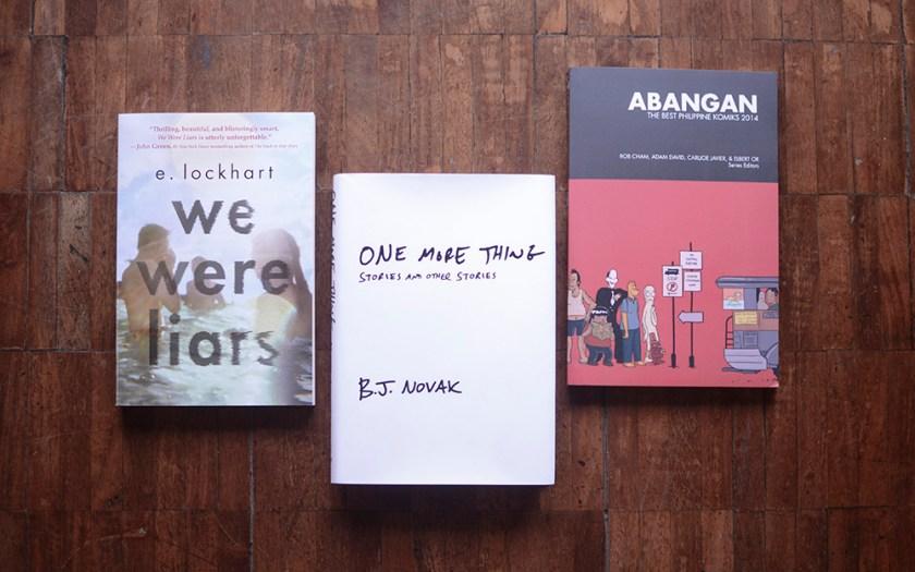 Capsule Reviews 1 - Books - 3