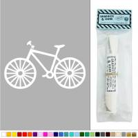 Bike Bicycle Vinyl Sticker Decal Wall Art Dcor | eBay
