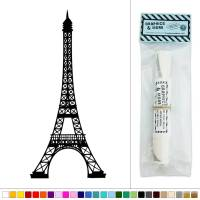 Eiffel Tower Vinyl Sticker Decal Wall Art Dcor | eBay