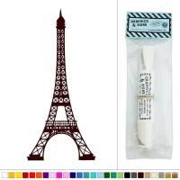 Eiffel Tower Vinyl Sticker Decal Wall Art Dcor | eBay