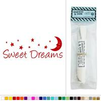 Sweet Dreams Vinyl Sticker Decal Wall Art Dcor | eBay