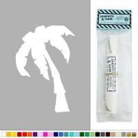 Palm Tree Beach Island Vinyl Sticker Decal Wall Art Dcor ...