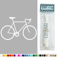 Ten Speed Bicycle Hipster Bike Vinyl Sticker Decal Wall ...
