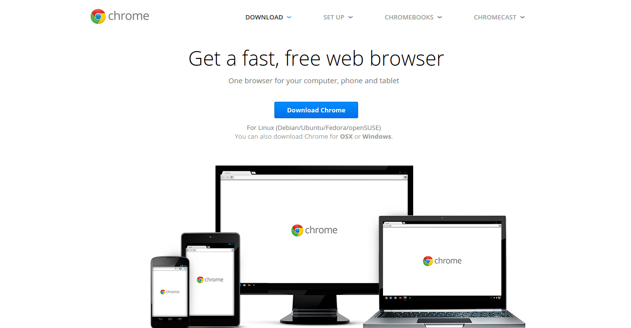 Enjoy the Google ecosystem in Ubuntu using Chrome