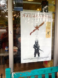 Posters in windows