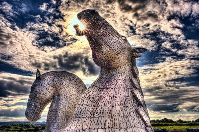 The-Falkirk-Kelpies