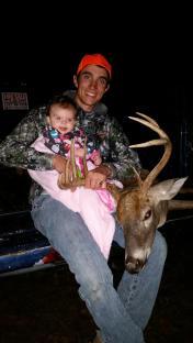 Dad's big buck