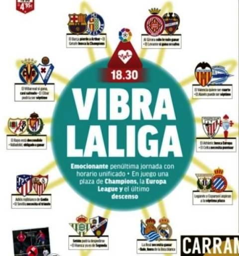 Mira las Portadas de la Prensa Deportiva de hoy 12 de Mayo