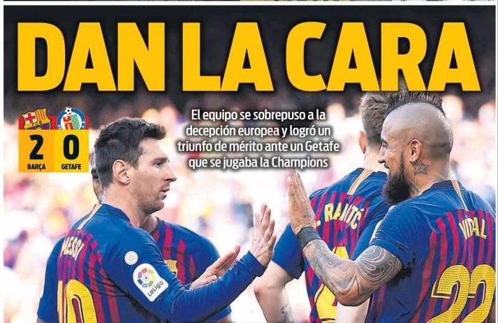 Repasa las Portadas de la Prensa Deportiva de hoy 13 de Mayo