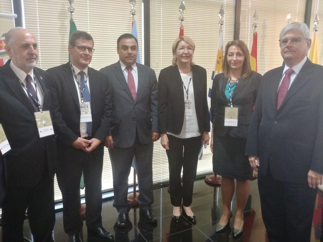 """Destapan olla """"podrida"""" de Venezuela en cumbre de fiscales del Mercosur"""