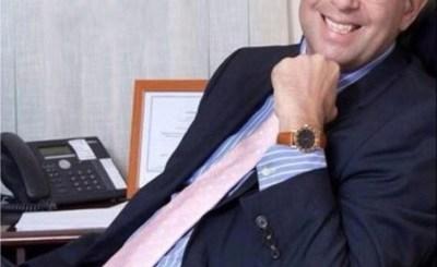El Dr. Manuel Tafalla, Académico Numerario por sus trabajos en Cirugía Plástica y Estética
