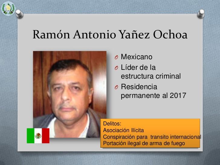 Narco mexicano escapa de Cárcel